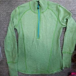 Eddie Bauer womens sport sweater size Small